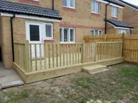 FENCING & DECKING , GATES