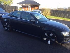 2011 Audi A4 TDi S-line Special Edition Auto 4 door with 69000miles