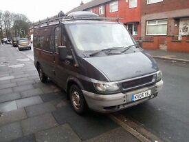 Ford Transit Year 2005 2.0 Diesel 280TDCI camper van - motor home £2250 or Swap