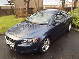 Volvo C70 Convertible 2.0 D Sport 2dr - FSH - Low Mileage. Recently Serviced & MOT'd on 11.08.16