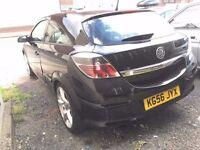 vauxhall astra, 2006, 1.4 petrol, new mot , good condition