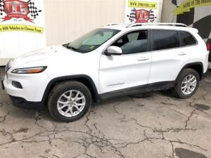 2015 Jeep Cherokee North, Automatic, Bluetooth, 4WD