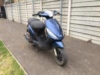 Piaggio zip 70cc reg as 50cc moped scooter vespa Honda Yamaha gilera Peugeot