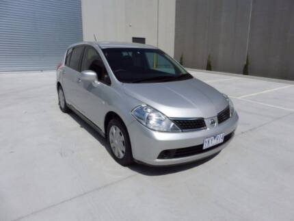 2009 Nissan Tiida Hatchback $110 per week Rent To Buy Bayswater Knox Area Preview