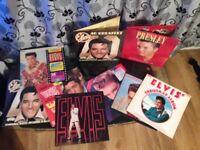 Elvis presley album collection