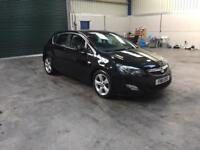 2011 Vauxhall Astra Sri 2.0 cdti low miles 1 owner guaranteed cheapest in country