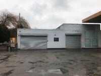 Workshop - Garage - Storage - Commercial Unit to Let on A14 - Cambridge