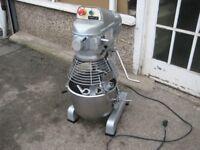 Matcalfe Planetery Dough Mixer catering equipment.