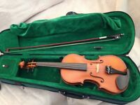 Gliga of Romania 3/4 size Violin