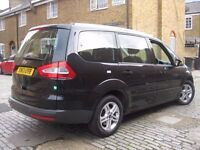 FORD GALAXY ZETEC 2013 DIESEL AUTOMATIC ** LESS THAN 5 YEARS OLD ** PCO UBER ACCEPTED * 7 SEATER MPV