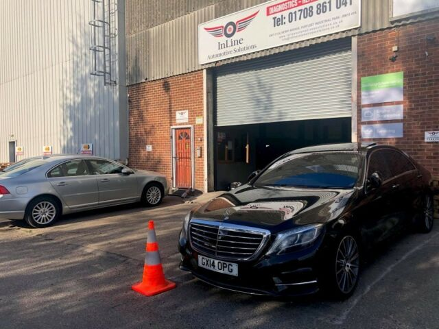 Vehicle car mechanical repair workshop garage aveley grays