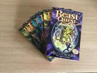 Beast Quest series 8 books