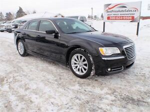 2013 Chrysler 300 DUAL PANORAMIC ROOF!! LEATHER!! CERTIFIED!! TO