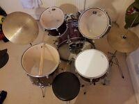 CB drums SP series.