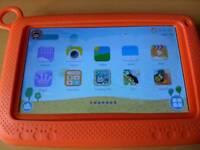 Kids activity tablet