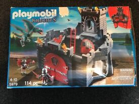 Play Mobil 5979 knights castle