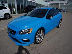 2016 Volvo S60 Polestar with Certified warranty!!!
