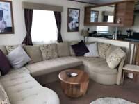 Trecco Bay Porthcawl 3 bedroom caravan to let