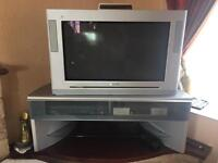 PHILIPS 32PW9788/05 SILVER TV & STAND