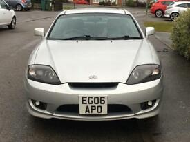 Hyundai Coupe 2.0 SE, Long MOT!
