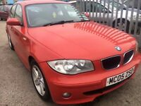BMW 120D DIESEL AUTOMATIC 2005 DRIVE NICE