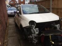 Spares or repairs Fiat 500 Diesel