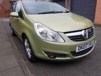 Vauxhall Corsa 1.3 Diesel Design Model, Nice looking colour