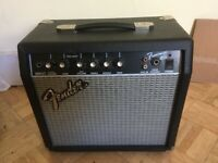Fender 15G Guitar Amplifier, Very Good Condition - Ideal Practice amp!