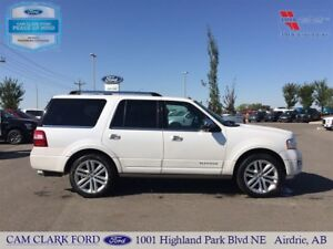 2016 Ford Expedition Platinum EcoBoost 4WD