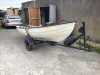 Boat 14ft fulmer