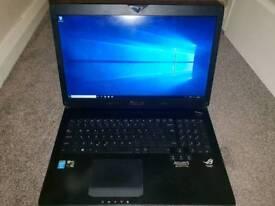 """17"""" Asus Gaming Laptop - i7 - 12GB SSD"""