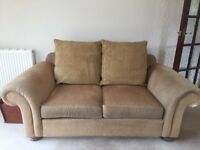 Two seater sofa - high quality, excellent condition