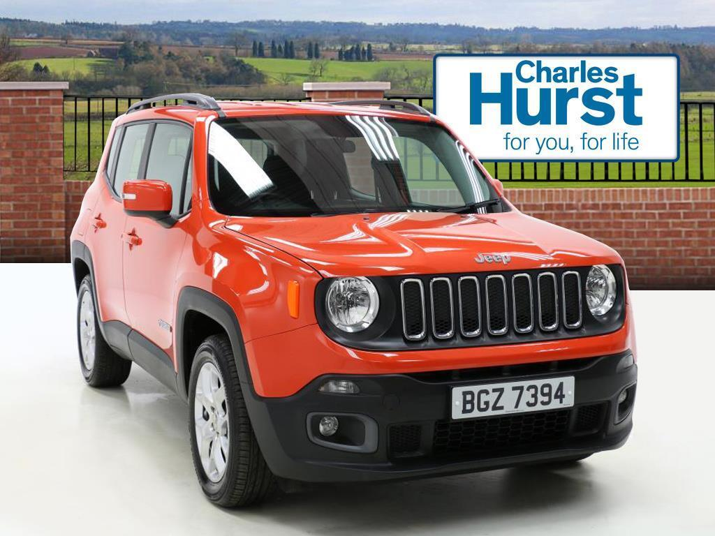 jeep renegade longitude orange 2016 05 31 in county. Black Bedroom Furniture Sets. Home Design Ideas