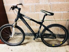 Great bike for project with all pieces brand new included!