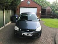 FORD FOCUS C-MAX 1.8 GHIA 9 MONTHS MOT WITH FULL SERVICE HISTORY