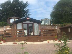 Holiday Lodge, Middlemuir Heights Caravan & Lodge Park
