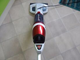 "BISSELL VACUUM CLEANER/STEAM CLEANER ""ALL IN ONE """