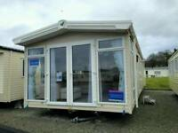 Static caravan for sale West Scotland - Sundrum Castle Holiday Park