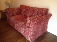 Two 2 seater M&S settees