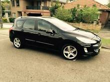 7 Seater Prestige Peugeot 308 Luxury toyota tarago honda odyssey Meadowbank Ryde Area Preview