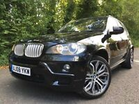 2008 BMW X5 3.0 SD M Sport 7 seats 350bhp