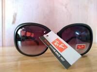 Ladies Ray Ban Sunglasses, Black