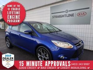 2014 Ford FOCUS SE *TURBO, CRUISE, BLUETOOTH*