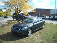 2006 Lexus GS 300 AWD ~ EXTRA CLEAN ~ CERTIFIED & E-TESTED City of Toronto Toronto (GTA) Preview