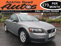 2007 VOLVO C30 SPORT 2.0 DIESEL ** FULL SERVICE HISTORY ** FINANCE AVAILABLE
