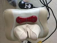 Back, Neck And Shoulder Massager Infrared Heating