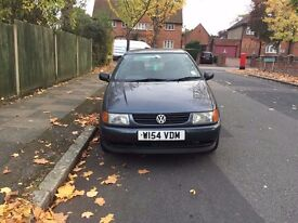 Vw polo excellent running vehicle long mot price is £180