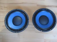 "Ashdown MAG 10"" 100 watt Bass Guitar speakers (pair)"