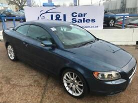VOLVO C70 2.4 D5 SE LUX 2d AUTO 180 BHP A GREAT EXAMPLE INSIDE AND OUT (blue) 2007