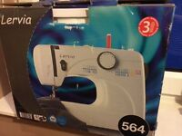 Lervia Sewing Machine in Excellent Condition Boxed!